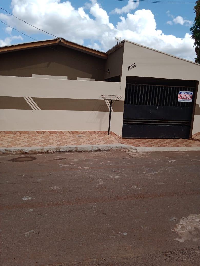 Casa no Jardim Cidade Nova em Campo Mourão-PR