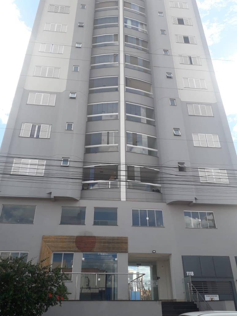 Apartamento na rua São Josafat, nº 1118, Edifício Canopus, 11º andar, Centro.